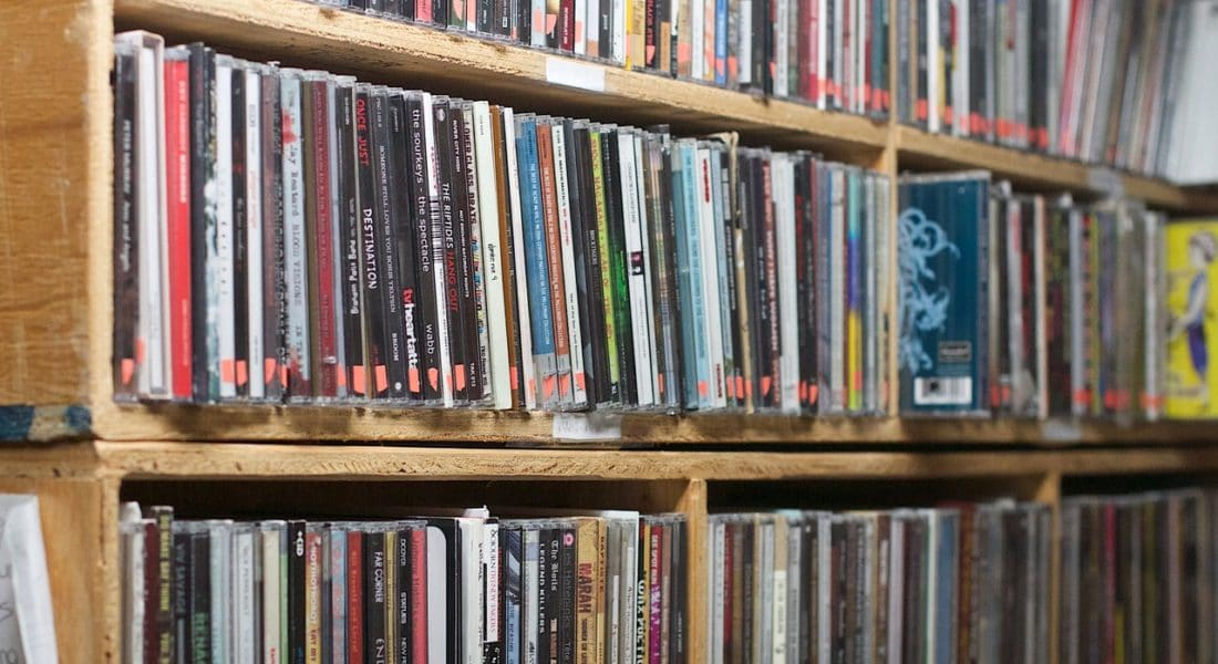 Music-Library-cd-library